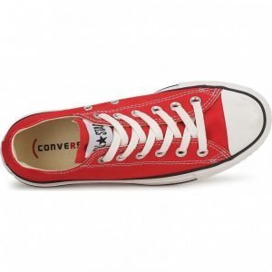Converse Chuck Taylor Low (red)