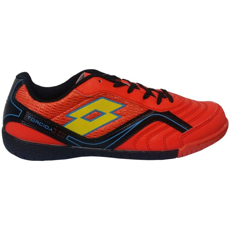 Lotto Torcida XII ID (red/blk) jr