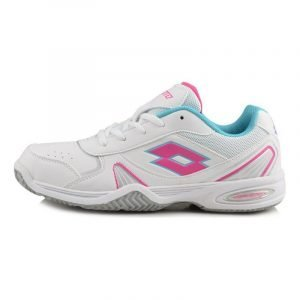 Lotto Stratosphere II (wht/pink ber) jr