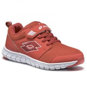 Lotto Spacerun III CL SL (red rum/red rsp) jr