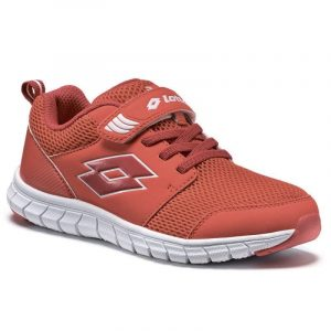 Lotto Spacerun III (red rum/red rsp) jr