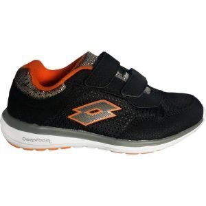 Lotto Cityride II AMF CL (blk/tit gry) jr