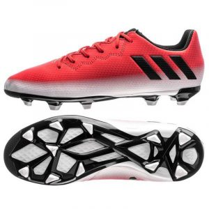 Adidas Messi 16.3 FG/AG J (red limit/core black/feather white)