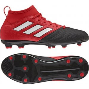 Adidas Ace 17.3 FG/AG J (red Limit/feather white/core black)